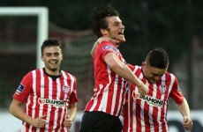 Unstoppable Timlin free-kick earns a point for Derry in Drogheda
