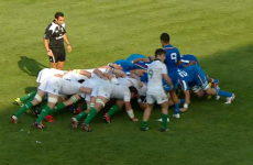 As it happened: Emerging Ireland v Italy, Tbilisi Cup