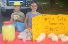'You need a permit': Girls raising Father's Day funds told to shut down their lemonade stand