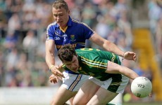 Five goals and two red cards as Meath are pushed all the way by 13-man Wicklow