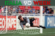 Introducing… A very special Italia 90 Week on The42