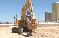 WATCH: Here's an idea for what to do with unused construction sites…