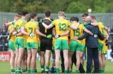 Donegal successful in their appeal as bans for minor players lifted