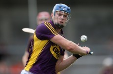Jack Guiney dropped from Wexford hurling panel over alleged disciplinary issue
