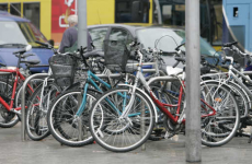 Nearly 7,000 bikes were stolen in Ireland last year
