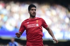 Emre Can showed the value of playing him in midfield tonight