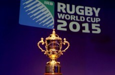 The Webb Ellis Cup is in Ireland this weekend, here's where you can gaze upon its glory