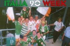 Meet the man who went to Italia 90, but missed THAT game in Genoa...
