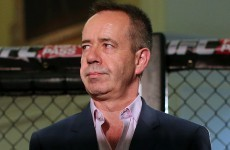 'I guarantee we're going to Ireland this year,' says UFC's European boss