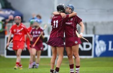First blood to Galway as league winners leave it late to see off Cork