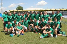Ireland U20s dig deep to end World Championship campaign on a winning note