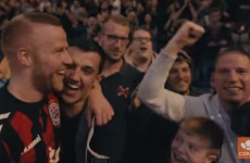 'Anarchy in Ireland' - Documentary on Bohs-Rovers rivalry is a brilliant advert for the LOI