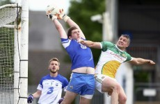 Offaly score first championship win since 2011 as Cavan end London's summer