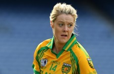 Have you seen the score of the Donegal v Down ladies football game?