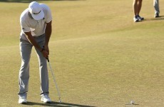Dustin Johnson three-putted from 12 feet to gift Spieth the US Open