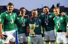 'We had three good halves in three games' — Emerging Ireland head coach Clarke