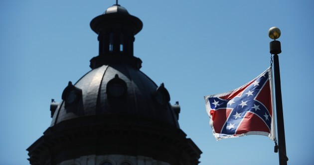 What is the Confederate flag and why is it still flying?