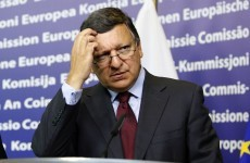 Eurozone not destined for a double-dip - Barroso