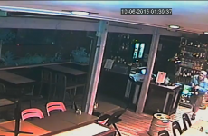 This pub dealt an epic burn to a robber who couldn't lift a keg of beer