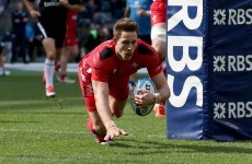 More World Cup injury worry for Wales as Liam Williams has foot surgery