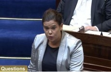 Mary Lou says Joan Burton is 'giving two fingers' to the public