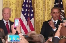 "WATCH: Obama tells trans heckler ""You're in my house"""