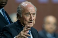 Sepp Blatter: I have not resigned