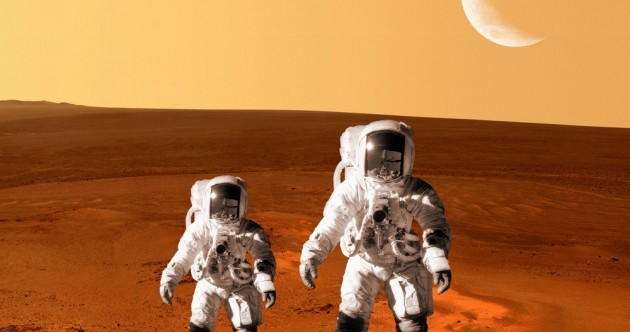 If we're going to Mars, where are we going to land, live and work on the red planet?