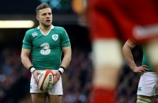 Ian Madigan: 'I've always had the view that I'm competing against myself'
