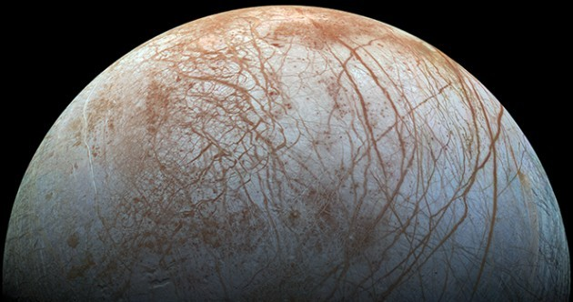 What's under the icy seas of Europa? NASA plans to find out