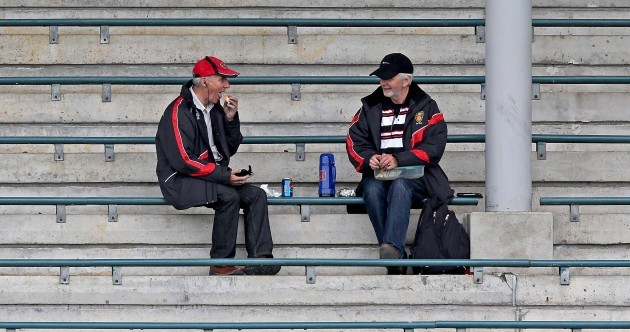 Flasks out, sandwiches ready: It's a classic GAA Saturday scene
