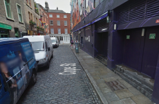 Man in critical condition after being stabbed in Temple Bar