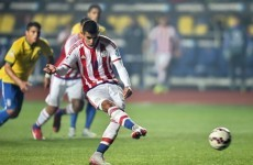 Uncle of Paraguay's goalscoring hero dies after watching winning penalty
