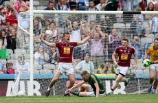 'The famine is over' - Twitter reacts to Westmeath's unbelievable win
