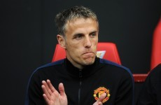 Phil Neville follows his mentor David Moyes to Spain to take up La Liga coaching role