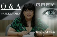 Fifty Shades author EL James is doing a Twitter Q&A and it's going as well as expected