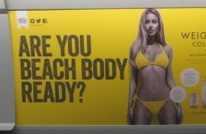 That 'beach body ready' ad was just ruled not offensive