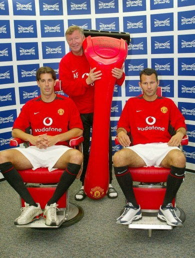 13 of our favourite awkward sports sponsorship photos of all time