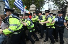 Commissioner called in to Leinster House over garda response to protest