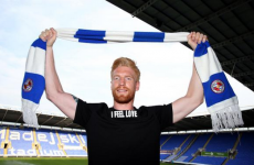 'I feel love' - Paul McShane has found himself a new club