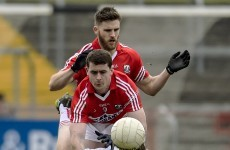 Two changes to Cork team for Munster final against Kerry
