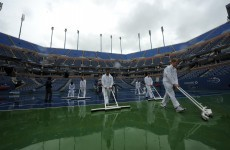 Rain washes out full day at US Open