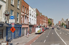 Building in central Dublin occupied without permission by homeless group