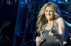 Man arrested after raiding Celine Dion's fridge
