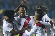 Peru officially 3rd best team in South America partially thanks to this superb volley