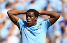 Onuoha returns to training with Manchester City's first team squad