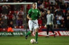 Former Ireland international joins Staines Town FC