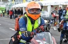 Motorbike doctor dies after fatal crash at practice session