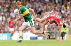 Out of retirement, back at midfield for a Munster final and Cork set to benefit