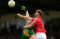 Cork coughed up a gift of a goal for Kieran Donaghy